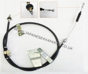 Isuzu D-Max / Rodeo 2.5TD Pick Up TFS54 (07/2003-07/2006) - Rear Parking / Hand Brake Cable L/H